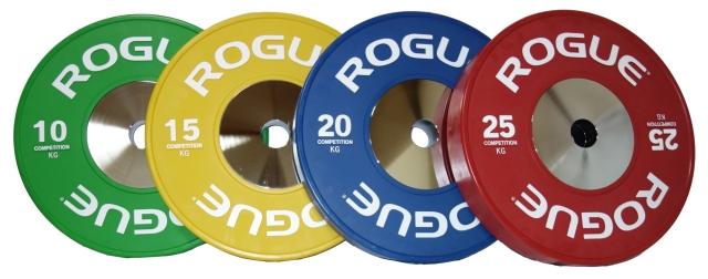 Rogue(ローグ)コンペティションオリンピックプレート全色